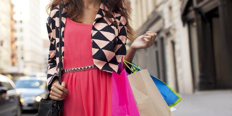 Hội kín shopping  Phòng chứa bí mật của các shopaholic