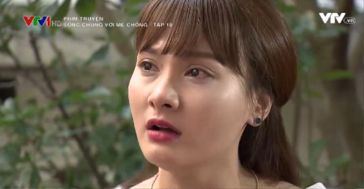 Cô thậm chí còn sợ hãi cách quan tâm quá mức của Thanh.