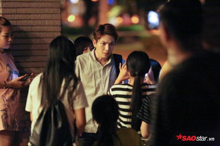 """Sự thân thiện, dễ thương và khá """"nhây"""" của Kelvin Khánh giúp anh chiếm trọn tình cảm của nhiều khán giả trẻ."""