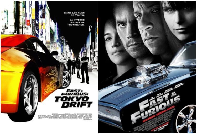 Phần 3 The Fast and the Furious: Tokyo Drift có doanh thu 158 triệu USD, và con số phần bốn Fast & Furious là 363 triệu USD.