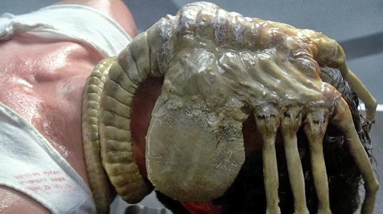 Series kinh điển Alien tạo nên nỗi khiếp sợ về quái vật ngoài hành tinh.