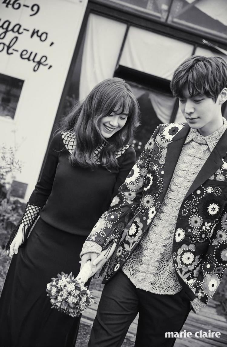 Những cặp đôi phim giả tình thật được yêu thích nhất màn ảnh Hoa  Hàn