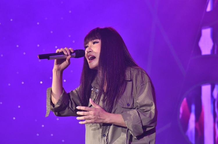 Phương Thanh xuất hiện trong đêm nhạc tối 27/4 tại TP HCM.