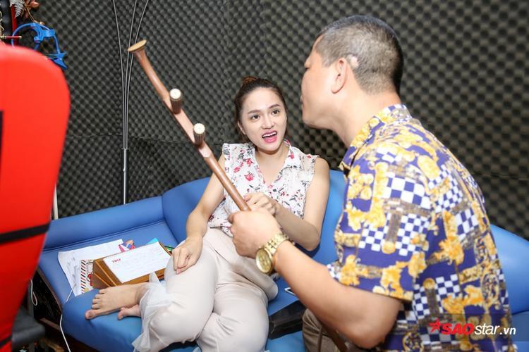 Mang hát Xẩm kết hợp EDM lên sân khấu, Hương Giang quyết chiến thắng Hòa âm ánh sáng mùa 3