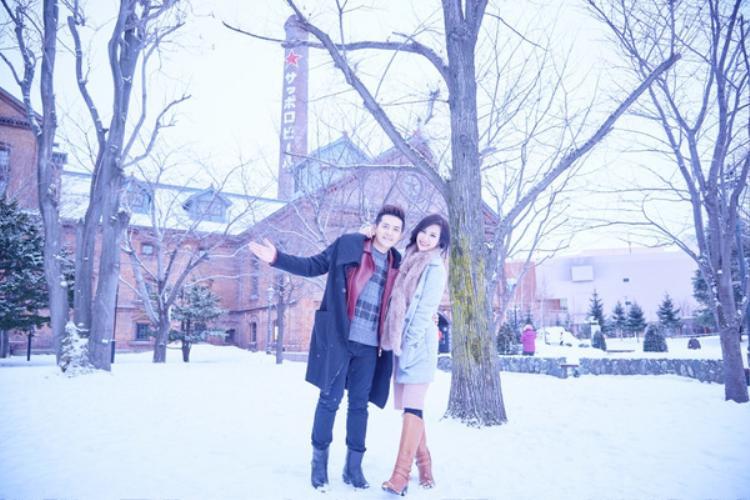 Nhật Bản chắc chắn là địa danh tuyệt vời dành cho các cặp đôi.