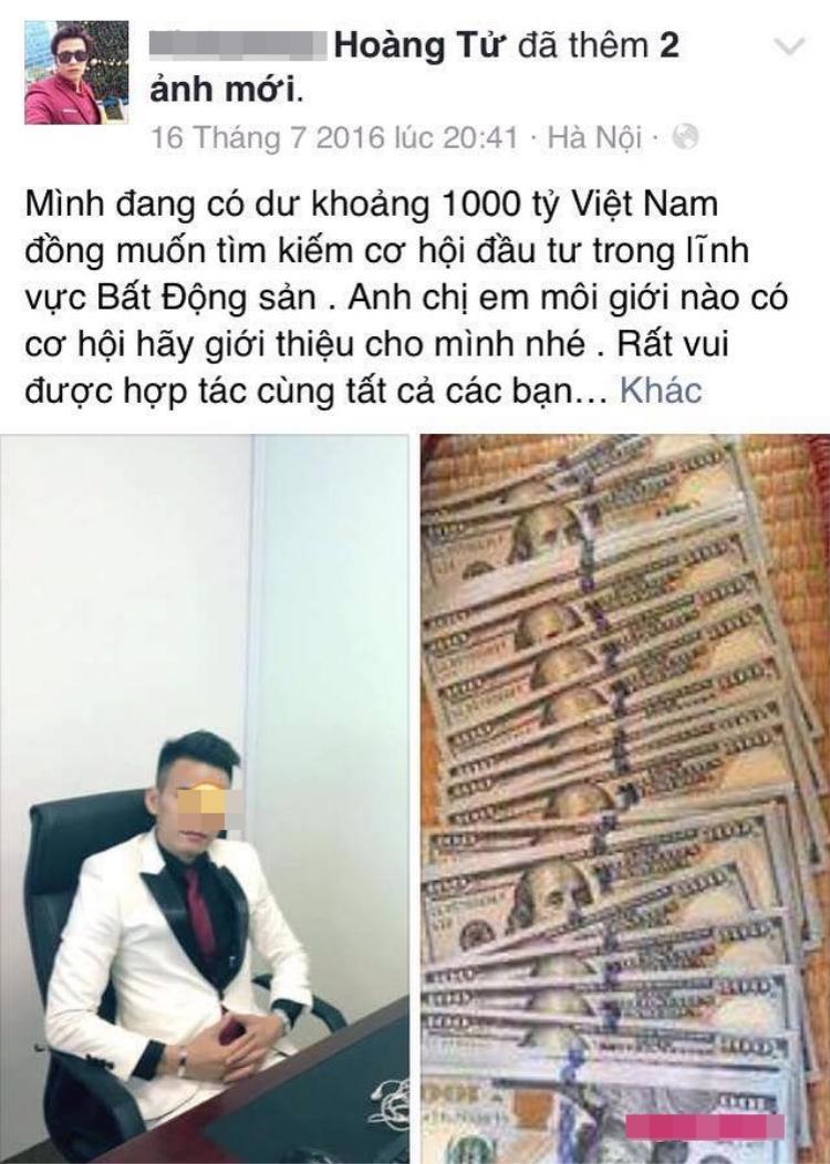 Lộ diện danh tính kẻ tự nhận là hoàng tử, cướp xe Range Rover tại Hà Nội