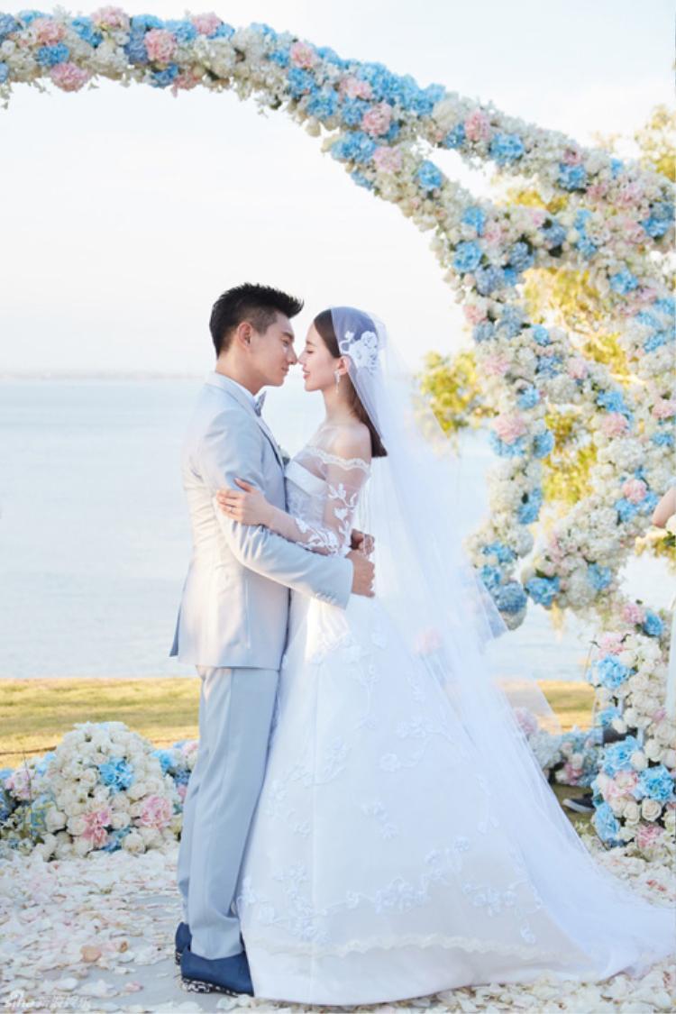 Hôn lễ được tổ chức tại Indonesia.