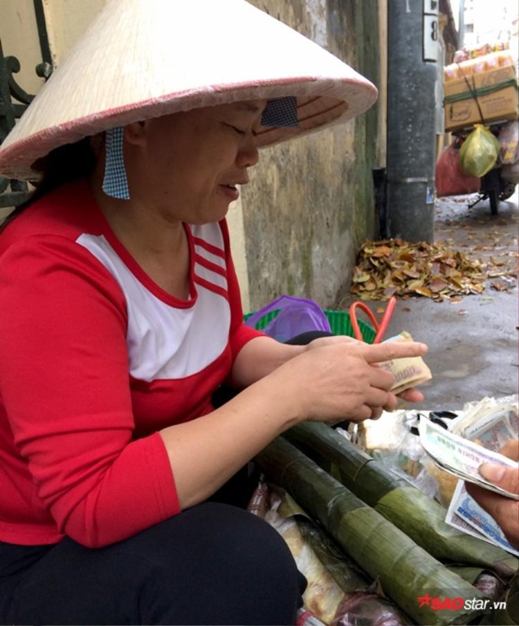 Chị Nguyễn Thị Hồng cho biết, chưa có tháng nào thu nhập của chị vượt quá con số 6 triệu đồng.