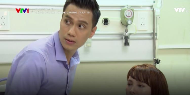 Không chối bỏ trách nhiệm, Sơnđưa cô đến bệnh viện và tận tình chăm sóc, điều đó khiến Việt Thanh và bà Phương không khỏi nghi ngờ, hiểu nhầm.