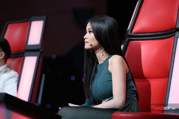 Han Sara đốt cháy sân khấu vòng Loại trực tiếp với hit Side to Side của Ariana Grande