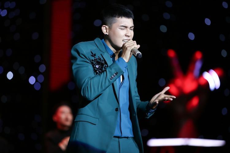 The Voice 2017  Vòng loại trực tiếp: Giáng My cùng soái ca Đào Tín dừng chân trong tiếc nuối