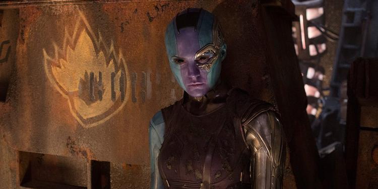 Cô em gái đầy rắc rối của Gamora.