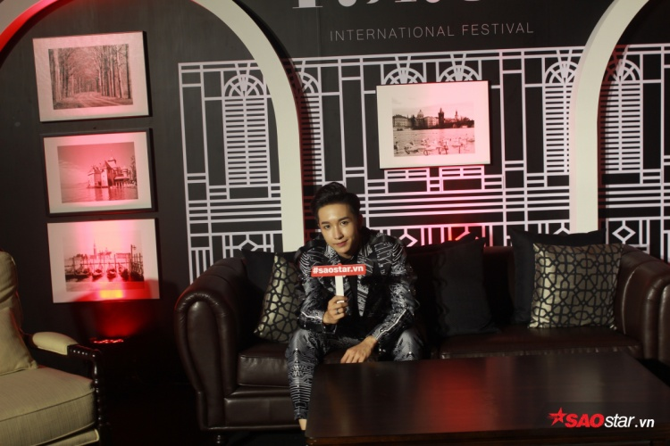 Key sẽ đại điện Saostar phỏng vấn những khách mời đặc biệt tại đêm chung kết The Face Thailand mùa 3