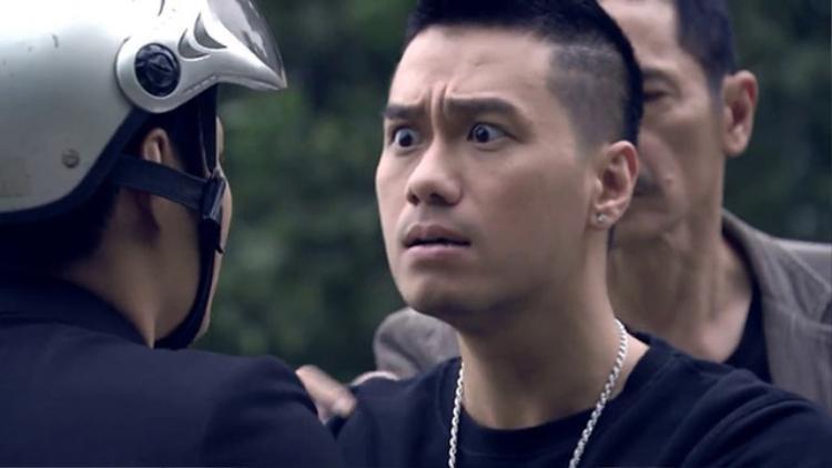 Việt Anh khiến khán giả ấn tượng mạnh với vai diễn Phan Hải.