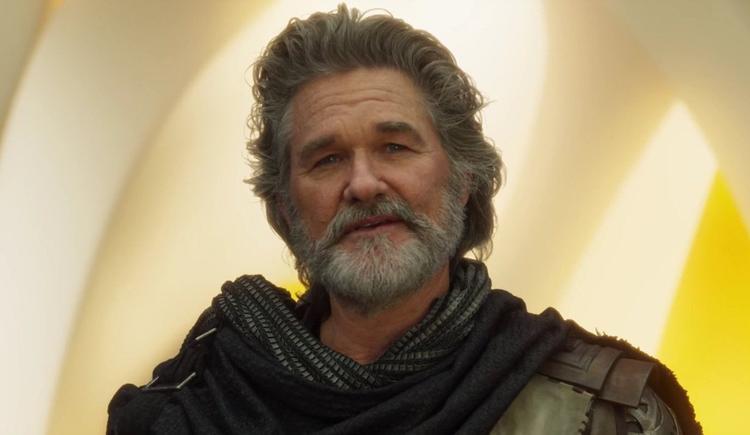 Nam diễn viên Kurt Russell là người thủ vai Ego trong bộ phim Guardians of the Galaxy Vol.2 vừa ra mắt.