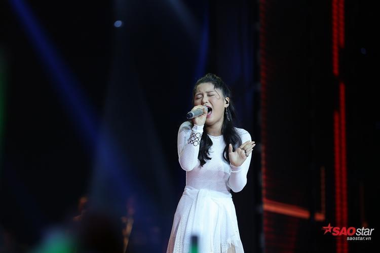 Han Sara: Phải cố gắng nhiều hơn nữa để xứng đáng với niềm tin của chị Nhi