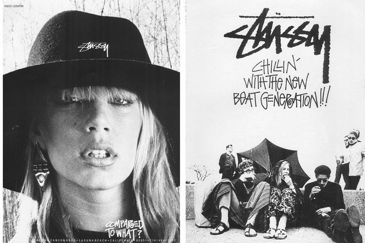 Đến thời điểm này, Stüssyđã 32 năm ròng rã chinh chiến trên thị trường streetwear.