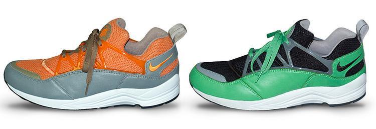 Stüssyx Nike Air Huarache Light (2003).