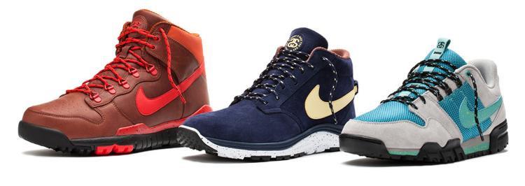 Danh tiếng rần rần trong làng thời trang đường phố, Stüssy vẫn là gương mặt thương hiệu được Nike ưu ái gửi vàng suốt 20 năm qua