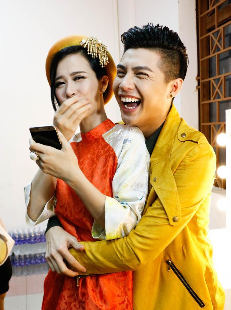 Những khoảnh khắc bình yên, vui đùa của đôi bạn thân Đông Nhi - Noo Phước Thịnh.