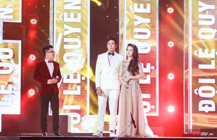 Mạnh Đồng là thí sinh được HLV Lệ Quyên lựa chọn bước tiếp vào vòng trong.