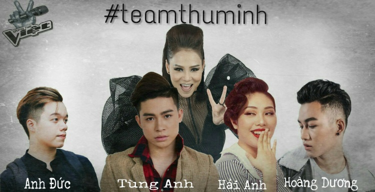 Top 4 team Thu Minh.