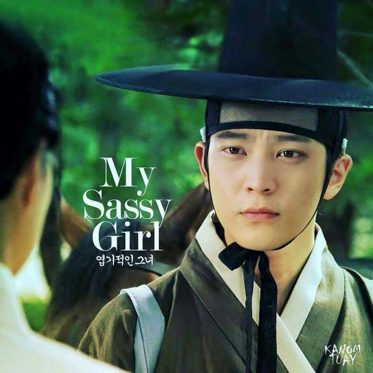 Đây là lời chào tuyệt đẹp của mỹ nam Joo Won gửi tới khán giả trước ngày anh lên đường nhập ngũ.