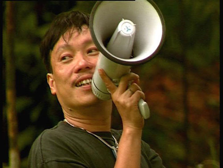 Chân dung đạo diễn Nguyễn Đức Việt, người trực tiếp chỉ đạo sản xuất bộ phim Bước nhảy hoàn vũ.