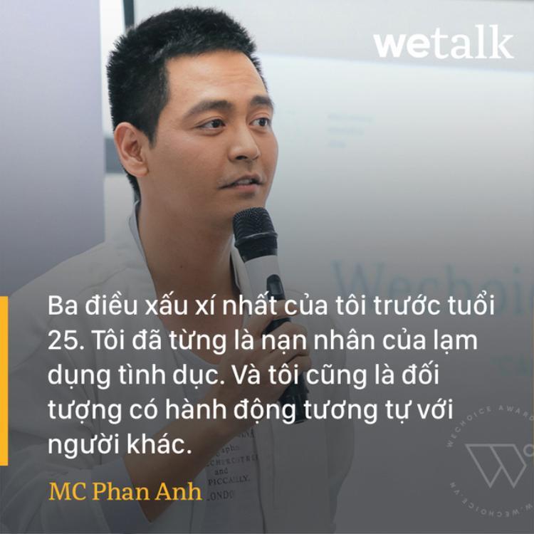 Sao Việt và mảng ký ức tuổi thơ ám ảnh bị lạm dục tình dục