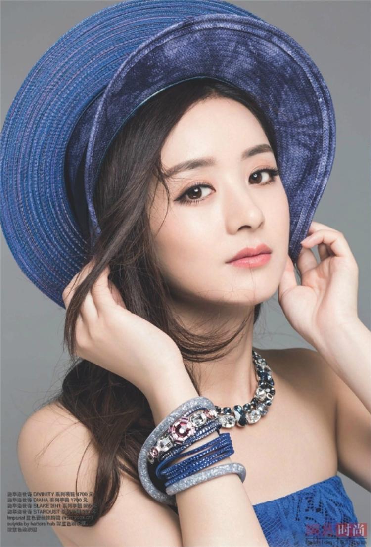 Không chỉ hút fan về khả năng diễn xuất, cô nàng còn rất được lòng fan với khuôn mặt tròn đáng yêu.
