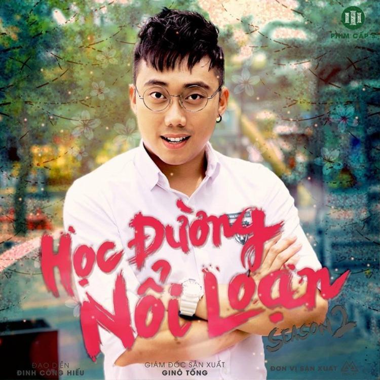 Ginô Tống - anh chàng đa tài làm nên thành công thế giới phim học đường.