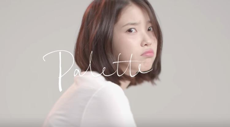 IU không thể đến nhận cúp tại Music Core do lịch trình cá nhân.