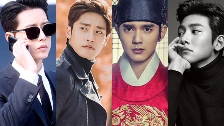 Giữa 4 chàng trai oanh tạc màn ảnh Hàn trong tháng này, bạn sẽ đứng về phe ai?