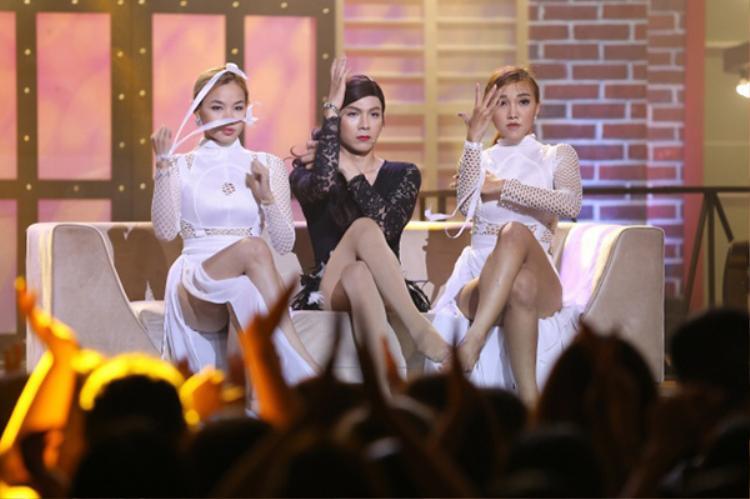 Hay cực sexy khi thoát xác thành Summi - thành viên nhóm Wonder Girls.