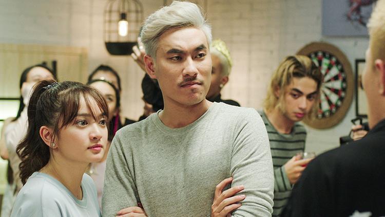 Bộ đôi Kaity Nguyễn - Kiều Minh Tuấn tạo nên hiệu ứng đặc biệt trên màn ảnh rộng trong suốt nhiều ngày qua.