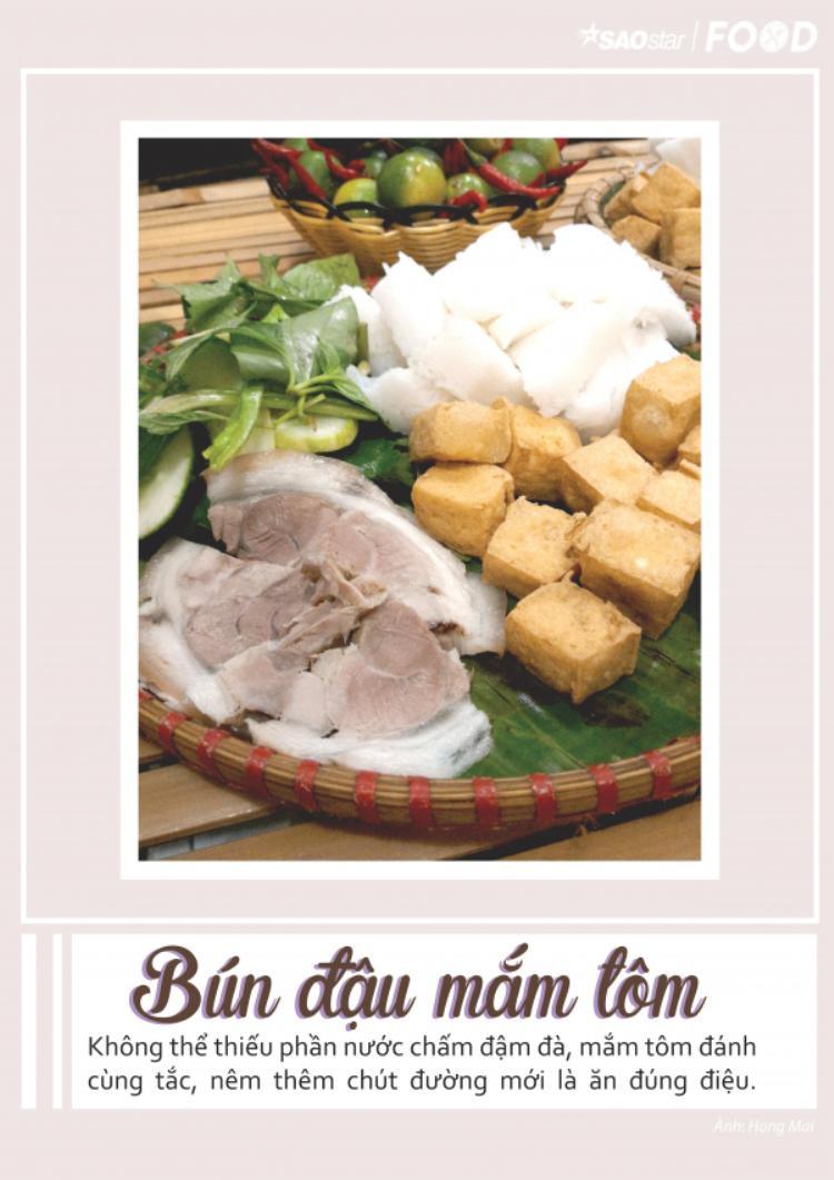 Điểm danh những món bún gây thương nhớ trên mảnh đất Sài Gòn