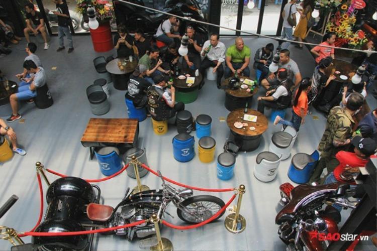 VietGangz Brotherhood  Khu phức hợp đậm phong cách Chicano của giới underground chất lừ đã có mặt tại Hà Nội
