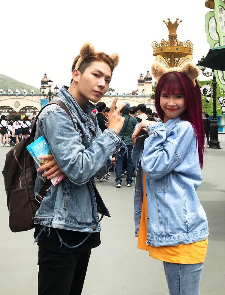 Ngoài ra,cũng trong chuyến đi này, Khởi My - Kelvin Khánh sẽ thực hiện buổi phát sóng Gặp là chiến tại Hàn Quốc - Tập đặc biệt nhất kể từ khi phát sóng tới nay.