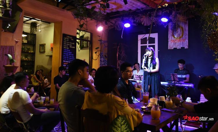 Thí sinh Giọng hát Việt miền Bắc hội tụ đầy cảm xúc trong đêm minishow tri ân khán giả
