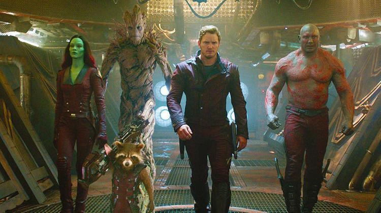 Guardians of the Galaxy Vol.2 liệu có kém cỏi hơn phần trước?
