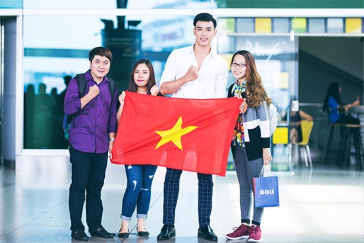 Về phần thi tài năng, Thuận Nguyễn chọn thi nhảy vì anh từng là thí sinh gây ấn tượng mạnh tại cuộc thi Bước nhảy hoàn vũ.