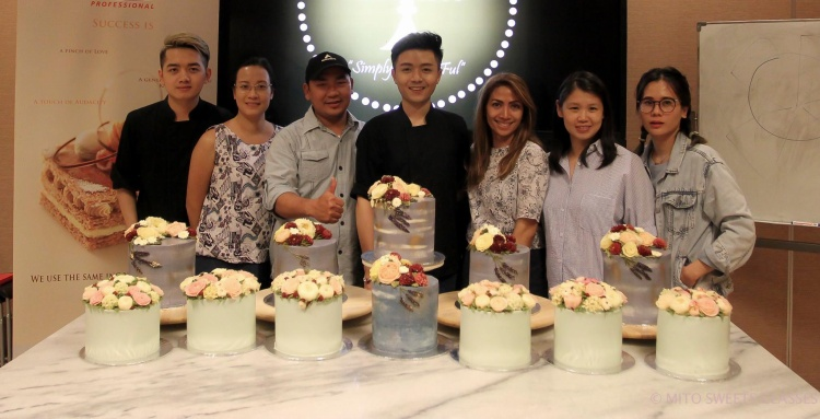 Gặp gỡ Mito  chàng trai Hà Nội đem công thức làm bánh đặc biệt vươn tầm quốc tế