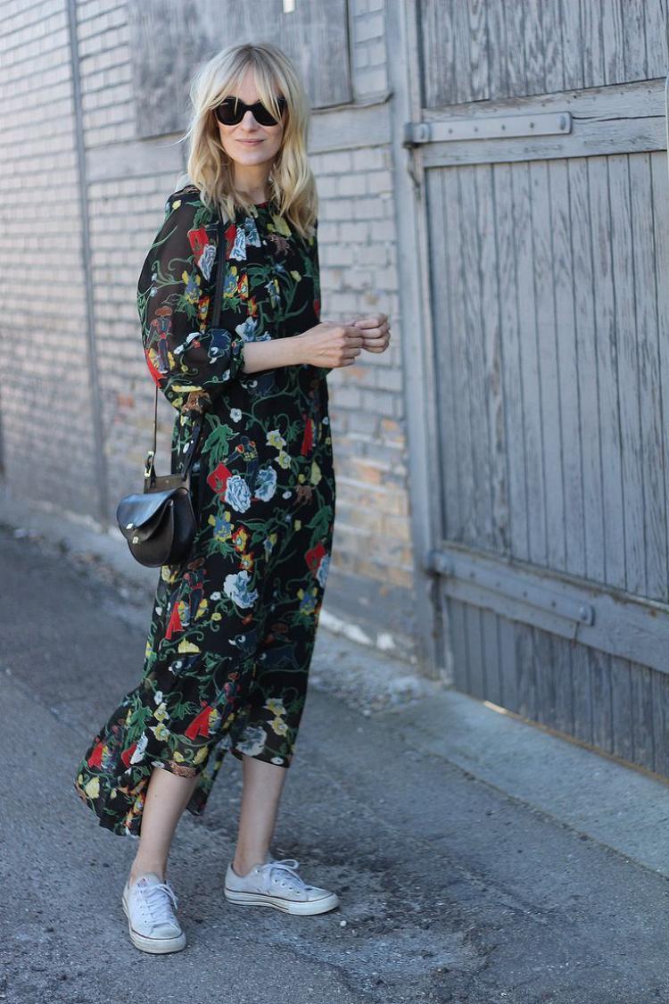 Bạn đã chọn cho mình được chiếc váy hoa nào cho Hè này chưa?