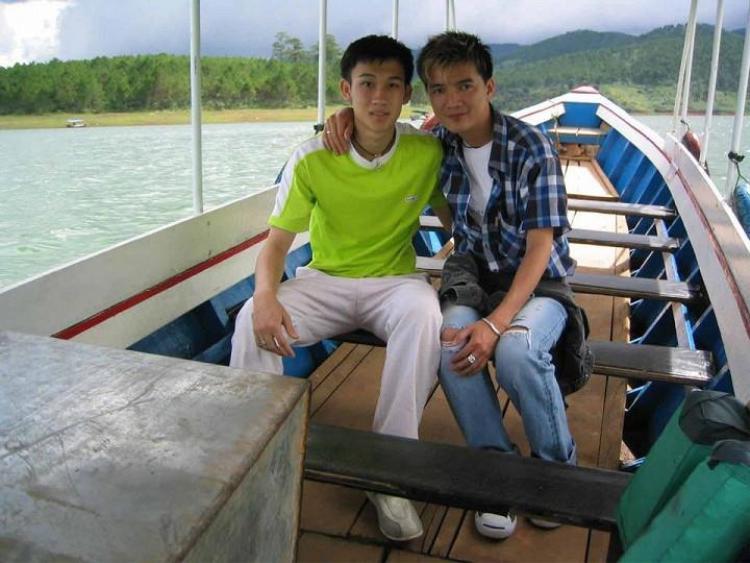 Dương Triệu Vũ và Đàm Vĩnh Hưng có gần 15 năm gắn bó, thân thiết…