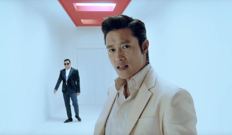 Diễn viên điện ảnh Lee Byung Hun