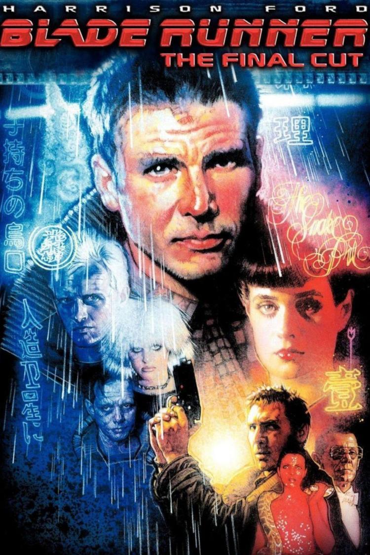 Blade Runner 1982 (bản chỉnh sửa của đạo diễn) được coi là tác phẩm kinh điển của thể loại khoa học viễn tưởng.