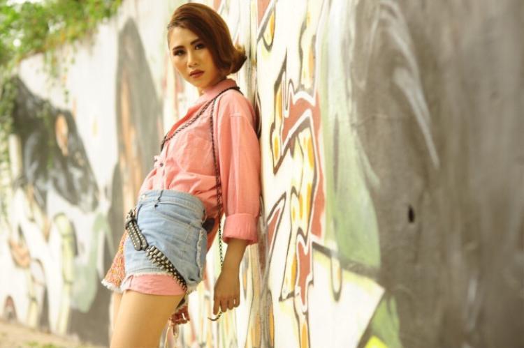 Trong tương lai, cô nàng tắc kè hoa Hà Đặng sẽ ra mắt nhiều sản phẩm âm nhạc đa màu sắc.