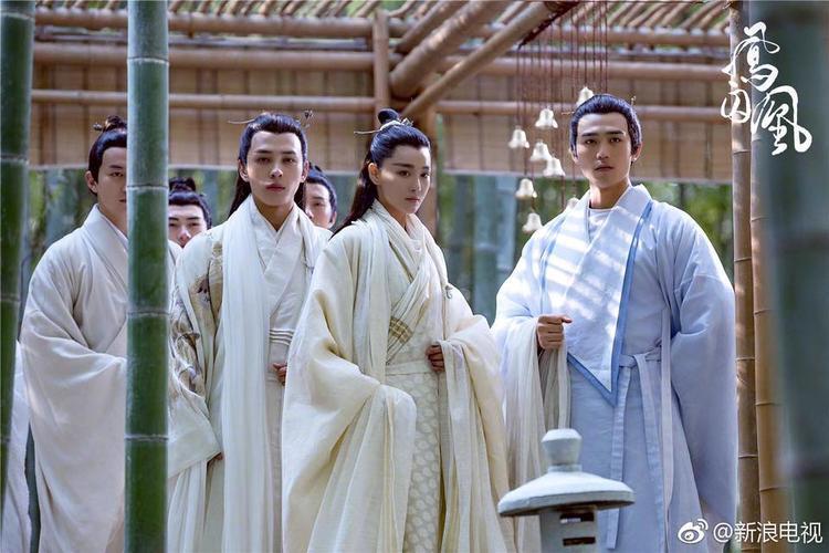 Biến hình thành mỹ nam cổ trang, Trương Hinh Dư vẫn khiến khán giả xuýt xoa vì quá đẹp