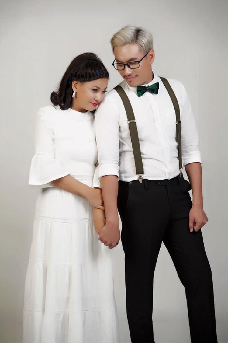 Tuy hẹn hò đã lâu nhưng gần đây cặp đôi mới chính thức công khai tình cảm.
