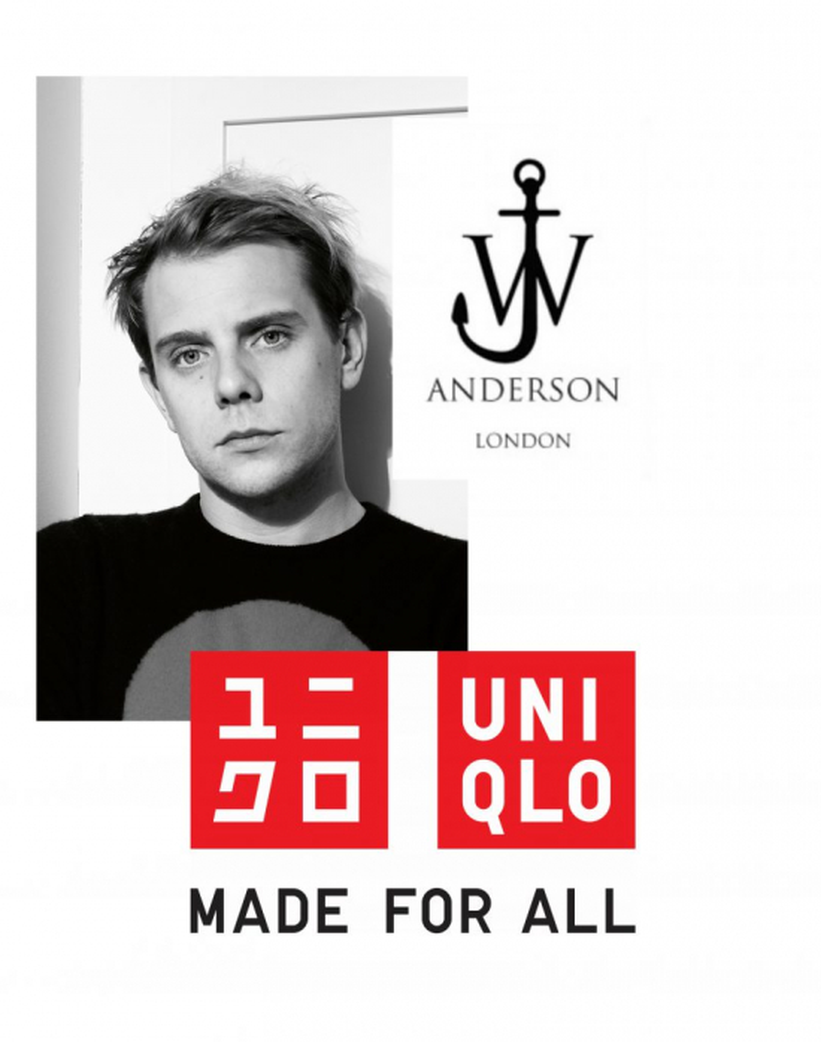 Phải chăng đây là mẫu thiết kế mới trong bộ sưu tập UNIQLO x J.W Anderson?